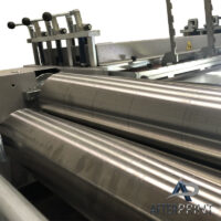 Grafcut GC-480 Gluing Rollers