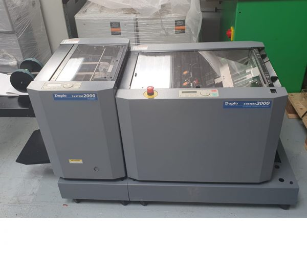 Used / Pre-owned Duplo DBM120T