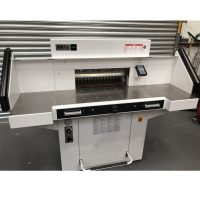 Used Ideal 5560LT Guillotine